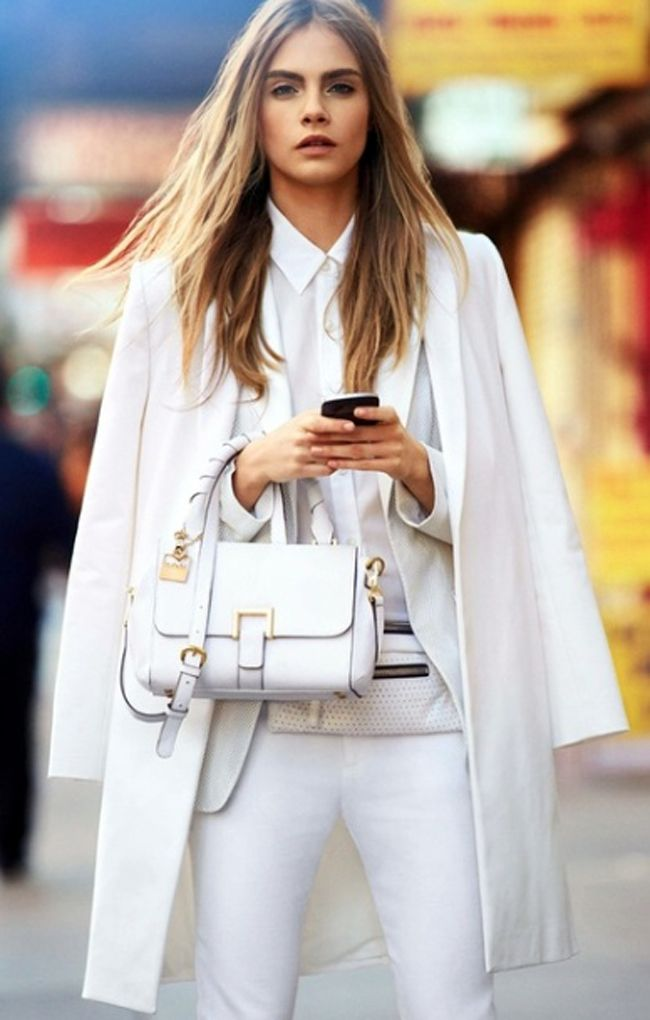 Cara Delavigne via glam4yoy - Estilo Moda Feminina - Women´s Fashio Style Outlook