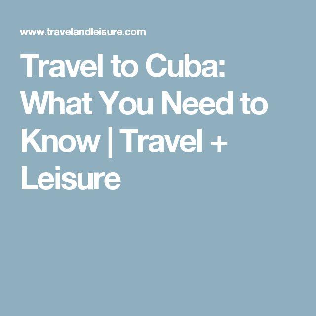 25+ unique Travel to cuba ideas on Pinterest Cuba travel, Cuba - travel survey template