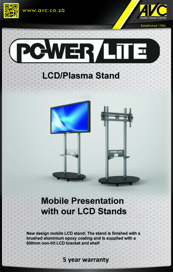 Powerlite LCD Stands