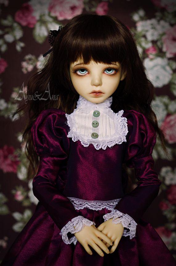 Lady Annabelle by AyuAna.deviantart.com on @DeviantArt