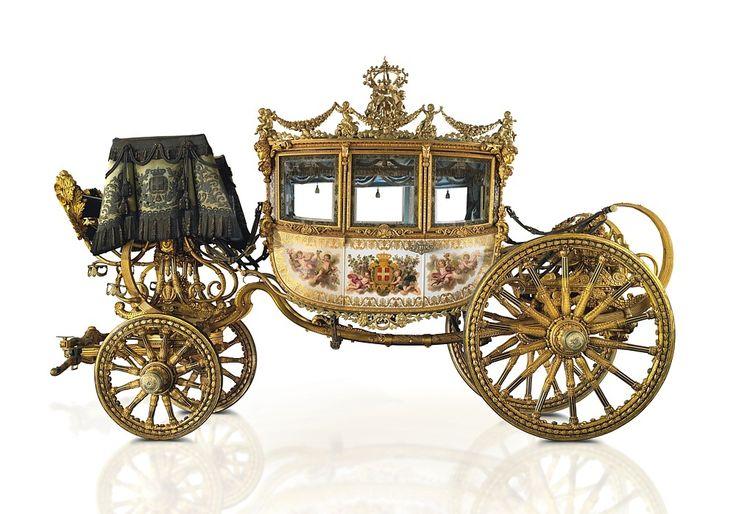 Berlina di gran gala degli sposi (1817)