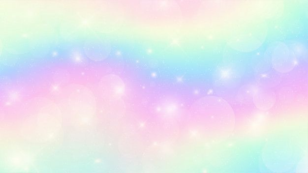 Galaxy Holographic Fantasy Background In Premium Vector Freepik Vector Background Watercolor T Pastel Background Fantasy Background Unicorn Wallpaper