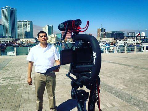 Segunda Sesión de Nicolas Urrutia para GNS Global en #videopromocional
