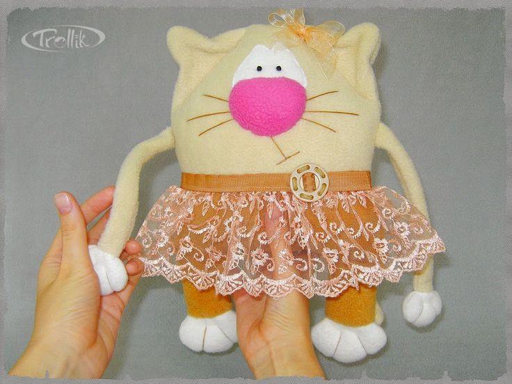 кошка  от Olik Trollik