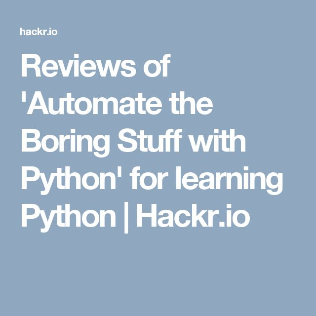13 best Python Programming Tutorials - Most Recommended images on