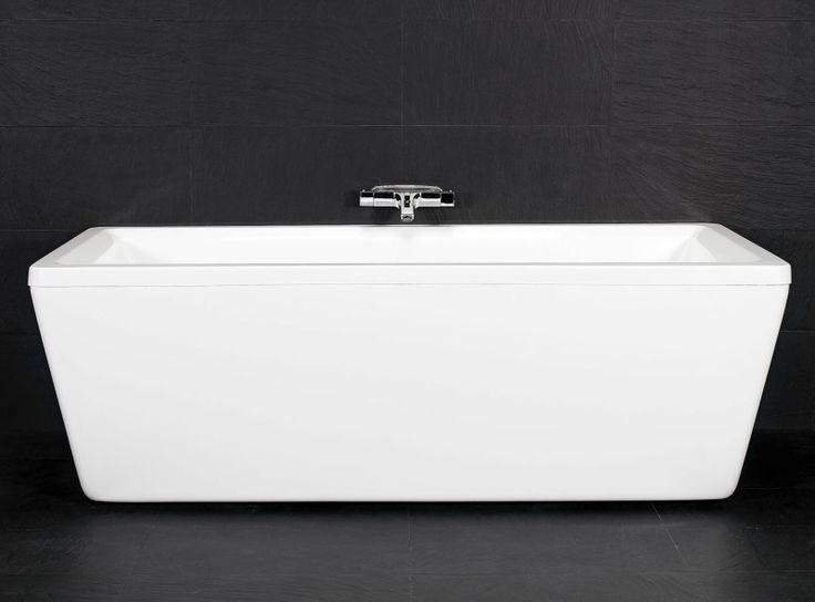 Kylpyamme Deep SQ 1800 800x1775 mm akryyli