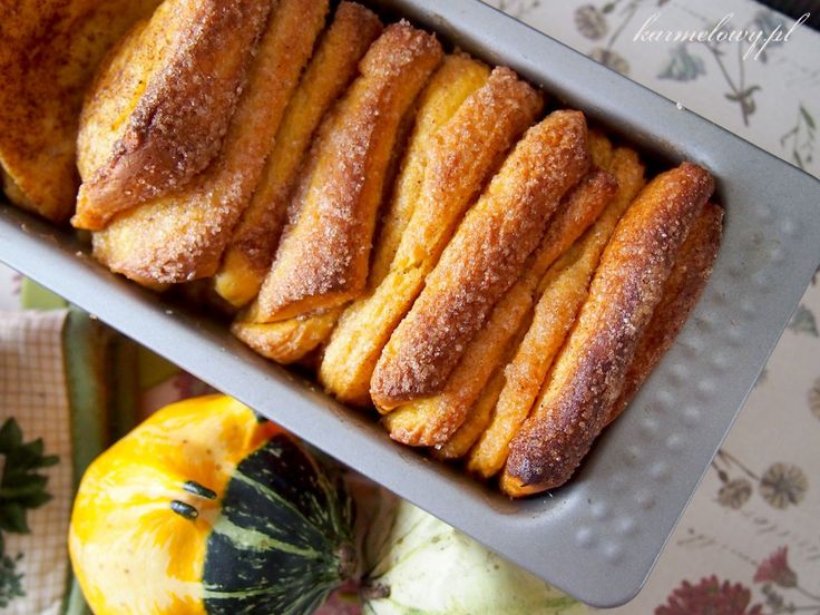 Ciasto dyniowe do odrywania