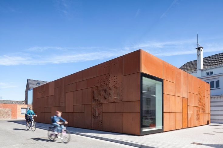 City Library Bruges - Picture gallery