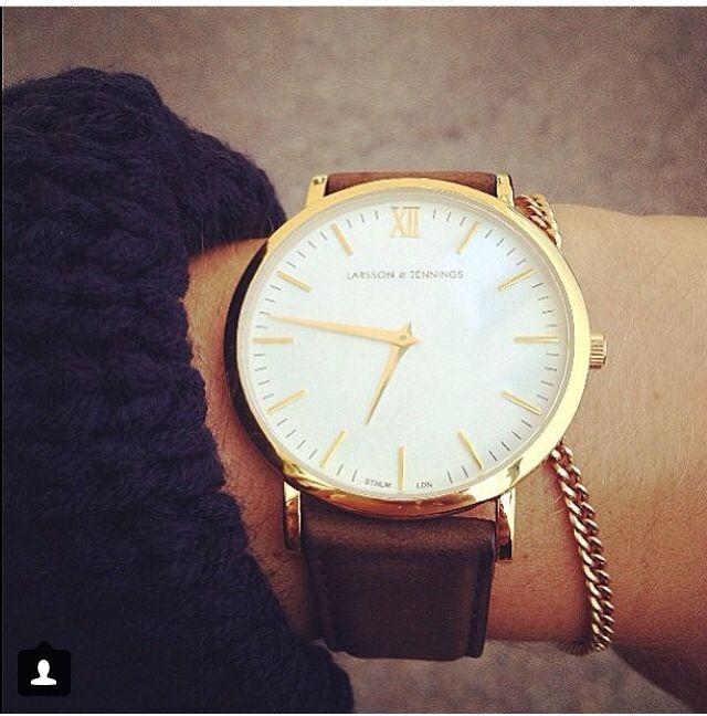 larsson and jennings watch i need this watch fashion