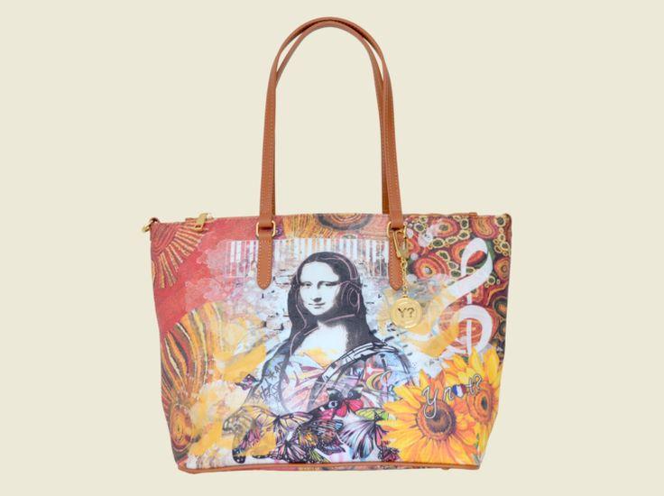 Mona Lisa Flower Power