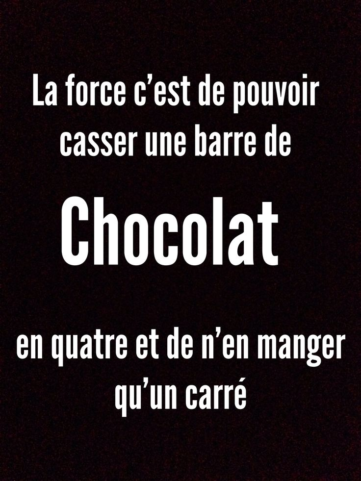 Humour chocolat humour féminin