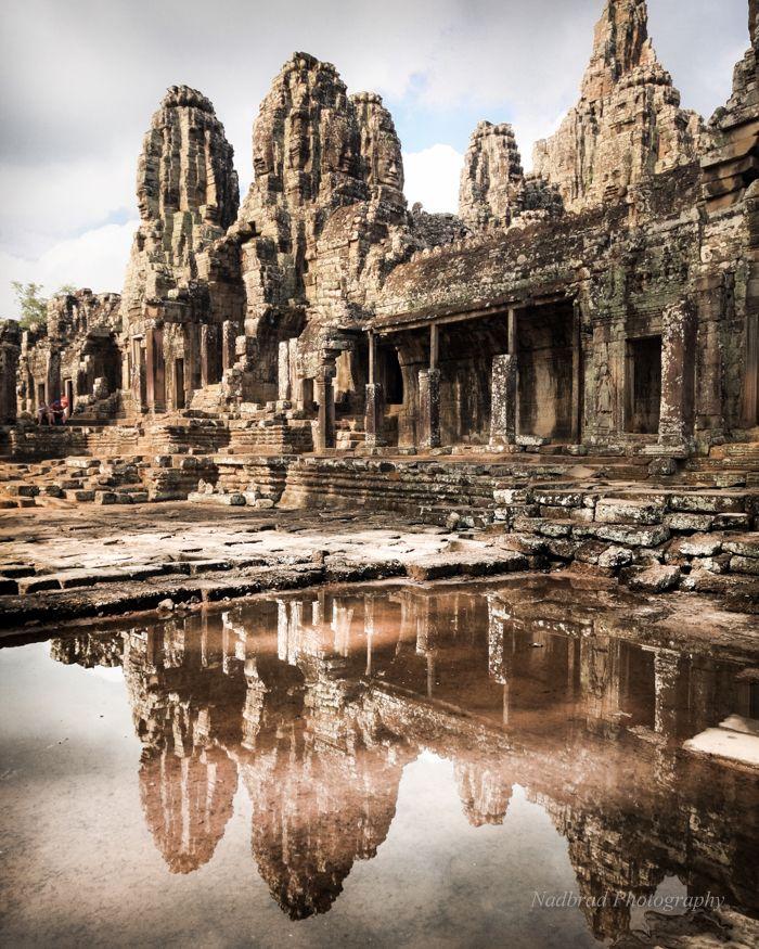 Angkor Wat in Cambodia by Nadbrad Photography at www.nadbrad.com