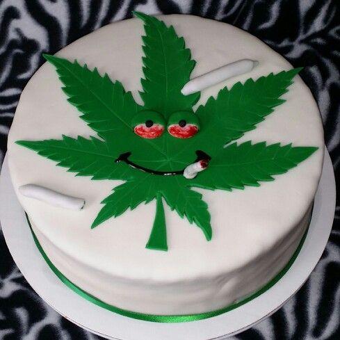 Cannabis Birthday Cake Recipe