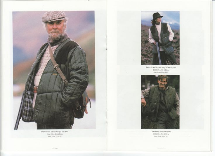 Barbour: Shooting Jackets