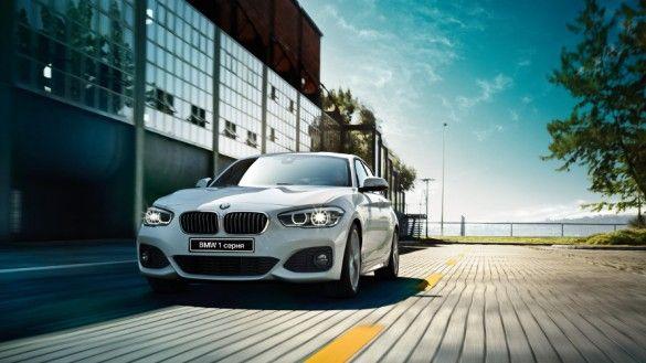 Жизнь – это движение. BMW 1 серии 5 дверей.