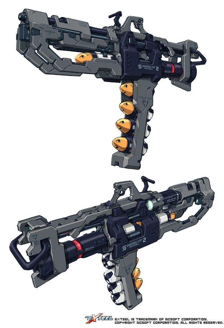 #gun #missile