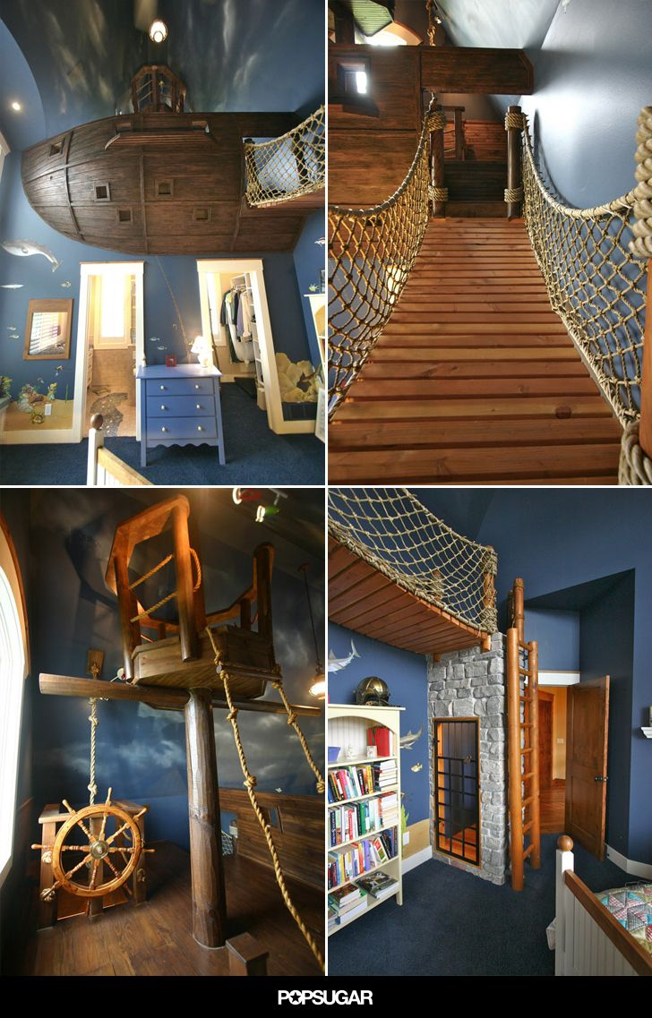 The 25+ best Pirate themed bedrooms ideas on Pinterest | Pirate ...