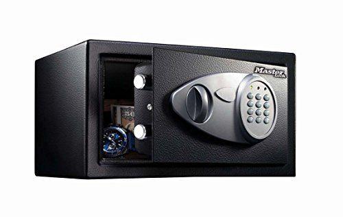 Master Lock X041ML Medium Digital Combination Safe by Master Lock