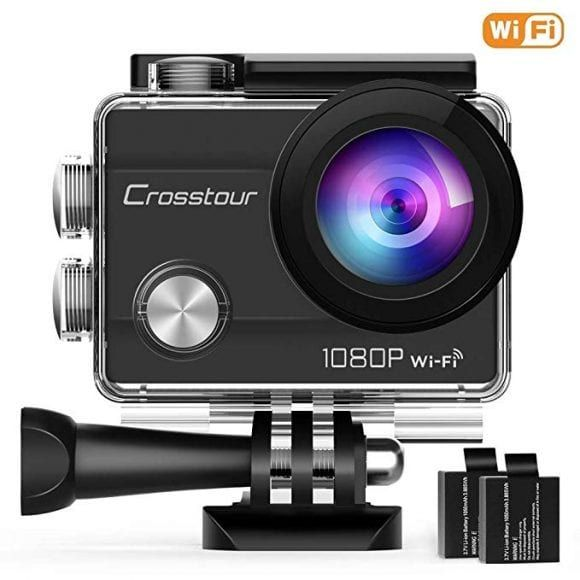 Best Crosstour Action Cameras For Adventures In 2020 With Images