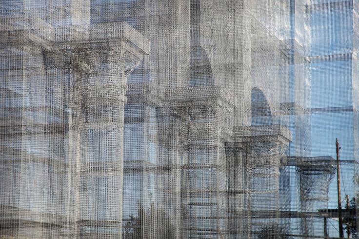 4_Linstallazione-di-Edoardo-Tresoldi-per-la-Basilica-paleocristiana-di-Siponto-©-Giacomo-Pepe-4
