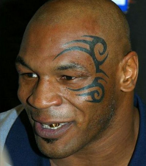 Mike Tyson should go after Don King.