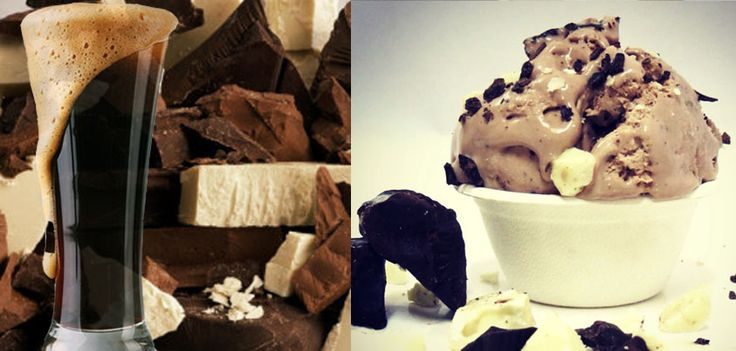 Enjoy #Melting Moments with #drunkencream #Chocolate #Beer #Icecream Rich Dark & White Chocolate with the #Malty Beer #Flavour... #Creamy #Scrumptious #Delicious To Die For..  #Mumbaikars Place your #order #online now on our Facebook shop or on http://imly.in/drunken-cream/ Dive into your #tub now!!!!!!