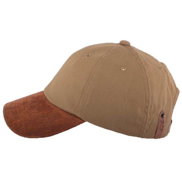 Casquette Baseball Dorsan Marron Bailey Le style Bailey sur Hatshowroom.com #casquette #chapeau #bonnet