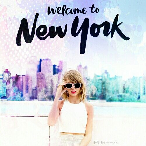 Taylor Swift Welcome To New York cover made by Pushpa