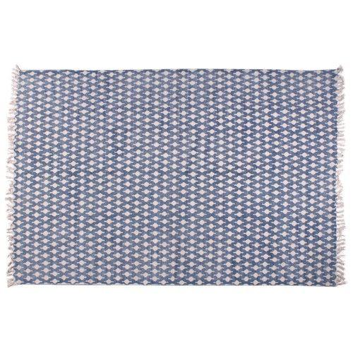 blauw-vloerkleed