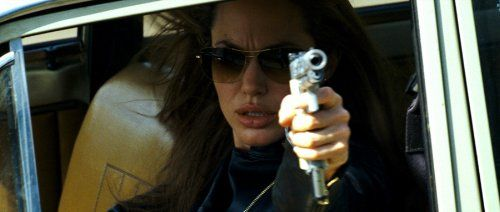 Still of Angelina Jolie in Wanted