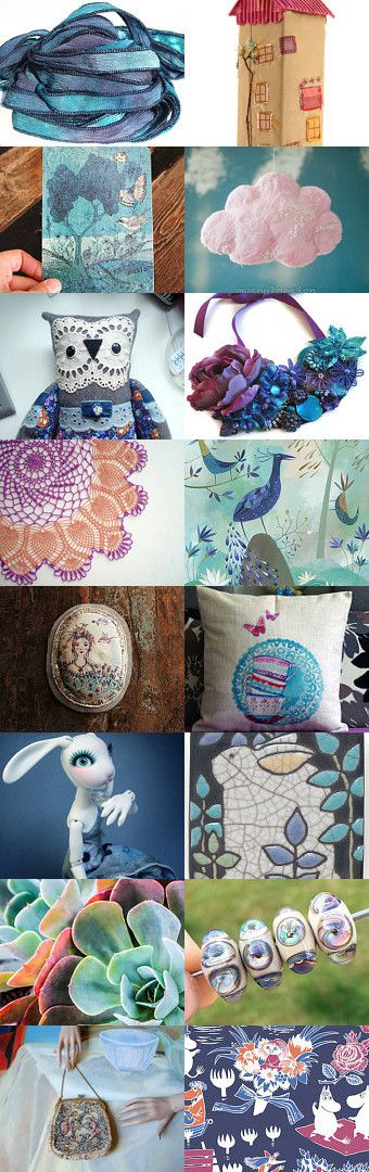 Pastels at the august morning by Skadia Bojakowska-Radwan on Etsy--Pinned with TreasuryPin.com