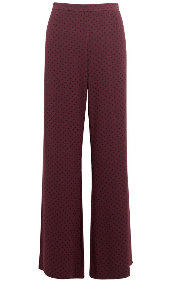 Marks And Spencer High Waisted Trousers, £29.50