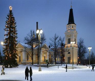 Keskustori, Tampere, Finland