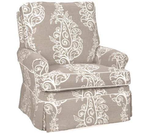 Four Seasons Aiden Aiden Xl Skirted Swivel Glider