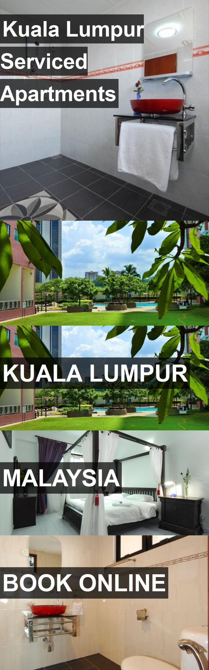 Kuala Lumpur Serviced Apartments in Kuala Lumpur, Malaysia. For more information, photos, reviews and best prices please follow the link. #Malaysia #KualaLumpur #travel #vacation #apartment