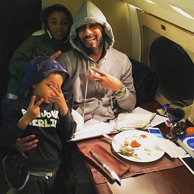 Alicia Keys and Swizz Beatz Family Pictures on Instagram | POPSUGAR Celebrity