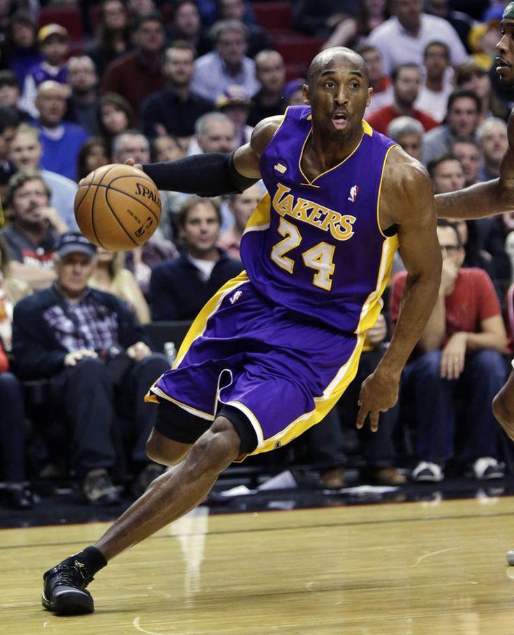 Kobe Bryant Debuts Nike Kobe 8 Elite