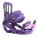 [strong yen reduction sale] Salomon Women's Rhythm Snowboard Bindings - Purple S