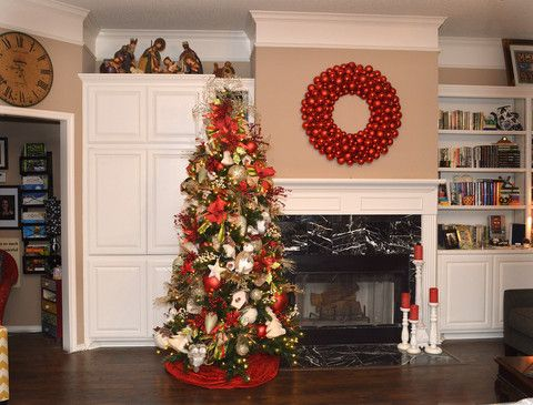 12 best Christmas Tree- Enchanted Forest images on Pinterest ...