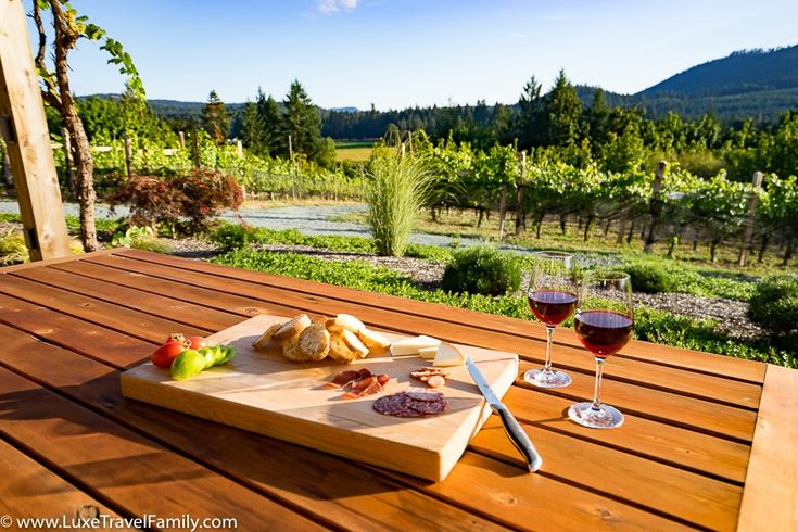 Experience what it's like to live on a 65-acre estate winery when you stay at the award-winning Blue Grouse Winery Grouse House in the Cowichan Valley.