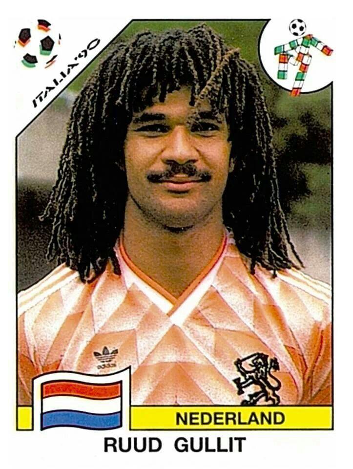 Un jugador excepcional. En la Eurocopa del '88 autor de un golazo de volea