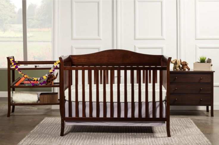 cribs with changing tables