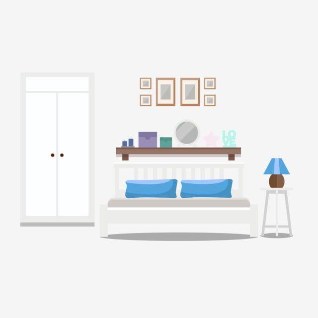 Quarto Quarto Dos Desenhos Animados Quarto Simples Caricatura Animados Desenhos Minimalista Imagem Png E Vetor Para Download Gratuito Simple Bedroom Home Decor Home Decor Decals