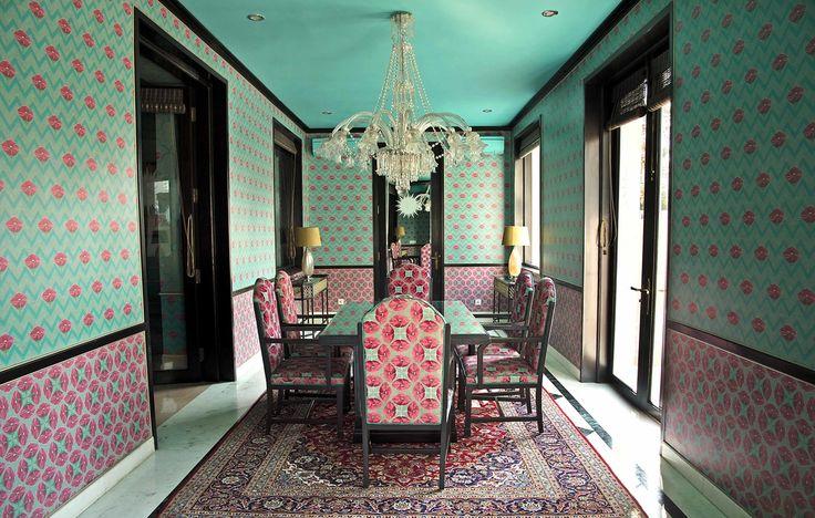 Le Rajmahal Palace à Jaipur en Inde