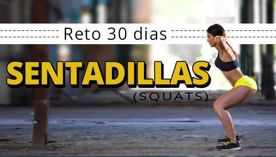 Las sentadillas o Squats son un ejercicio muy completo para trabajar piernas y glúteos. Aquí tienes un reto sentadillas de 30 días http://www.bienestarfitness.com/fitness/reto-sentadillas-30-dias/