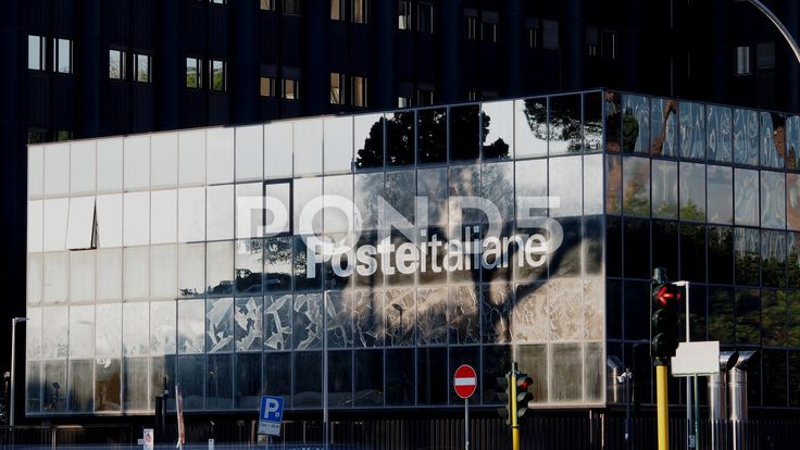 Poster Italiane Headquarter in Rome - Stock Footage | by settantasette