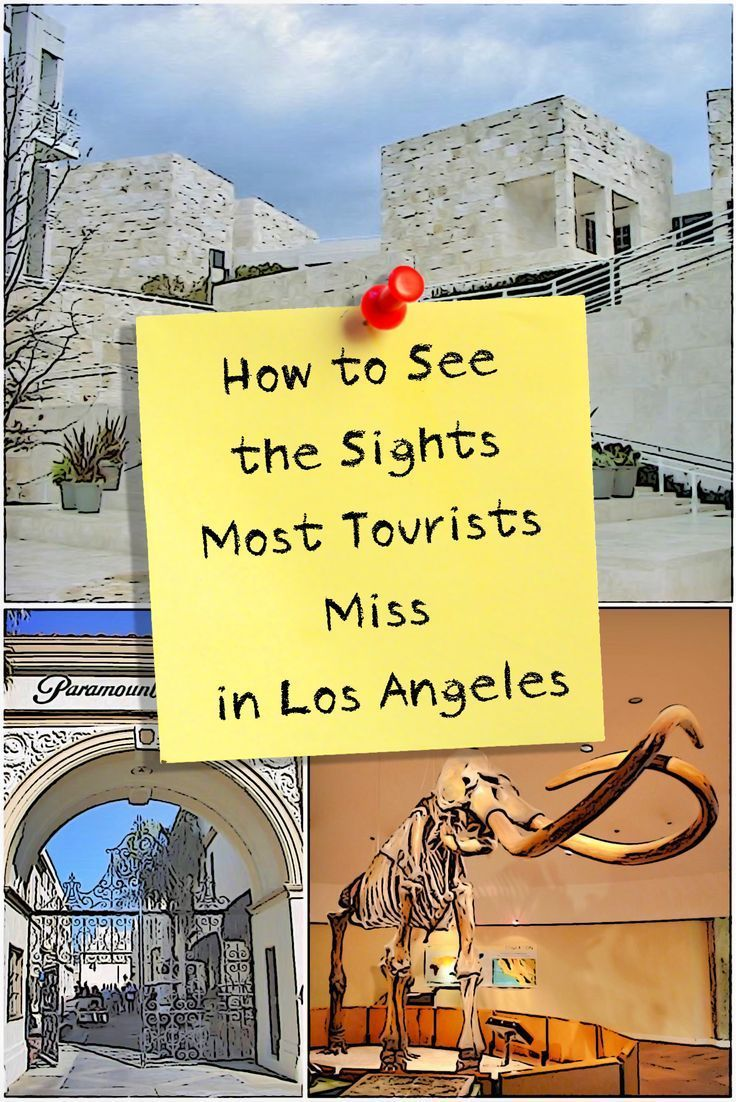 Best Los Angeles Sights Ideas On Pinterest Los An - 10 things to see and do in california