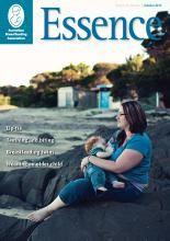 Essence magazine, available four times a year with ABA membership | Australian Breastfeeding Association