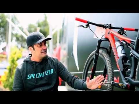 Specialized Epic 2018 y Brain 2.0 así es la nueva mtb - Videos de Ciclismo