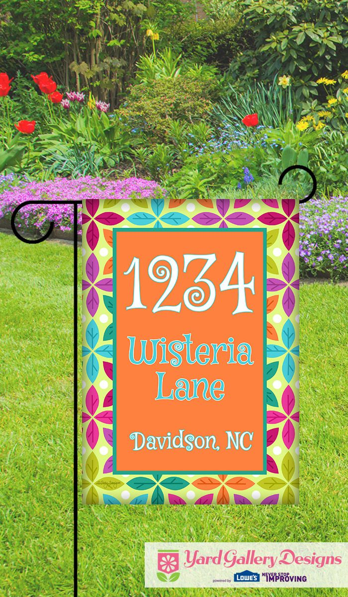 17 Best 1000 images about Custom Garden Flags on Pinterest Texts